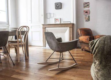 Tabourets - HAUTEVILLE – Rocking Chair - LYON BÉTON