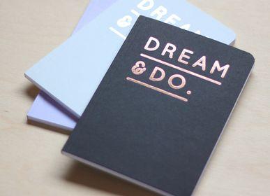 Stationery - Booklet – Dream & Do, You&Me, Love&Peace - NAVUCKO.
