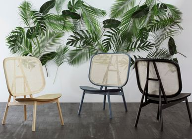 Lounge chairs - Cane lounge chair - ATELIER 2+