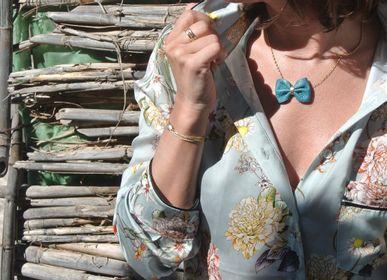 Bijoux - Collier Juliette en cuir - LITTLE MADAME