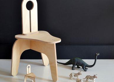 Tables et chaises pour enfants - WESTERN - MAKÉ MAKÉ