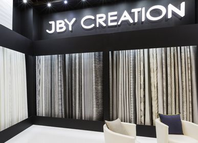 Curtains and window coverings - RANGE OF CURTAINS AND SHEER CURTAINS - JBY CREATION