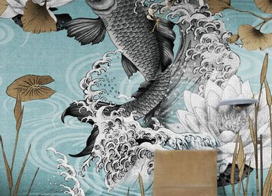 Wallpaper - KOI - LONDONART