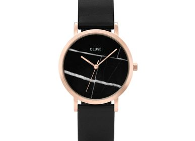 Watchmaking - CLUSE La Bohème Mesh Full Black - CLUSE