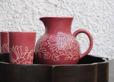 Tasses et mugs - Pichet à moghol - Rose saumon - ARTIZEN