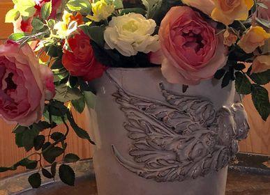 Pots de fleurs - Grand vase Ange - CARRON PARIS