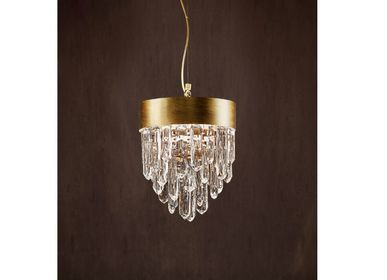 Decorative objects - NAICCA pendant light - BRABBU DESIGN FORCES