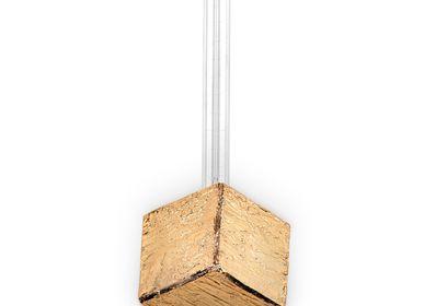 Abat-jour - CUBIC SCONCES SMALL wall lamp - BOCA DO LOBO