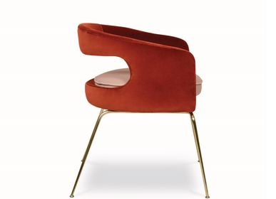 Lounge chairs for hospitalities & contracts - Ellen Dining Chair - ESSENTIAL HOME