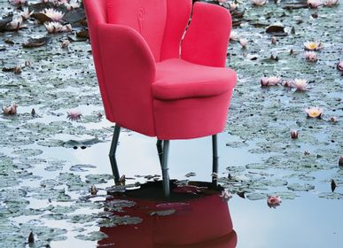 Small armchairs - MORNING DEW - BRÜHL & SIPPOLD GMBH