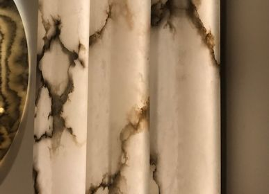 Wall lamps - Aplique 3 stecche 80 cm - ROMANO BIANCHI SRL