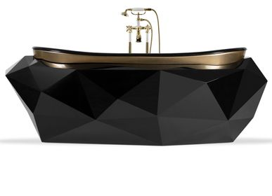 Spa and wellness - Diamond Bathtub - MAISON VALENTINA