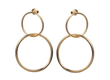 Jewelry - Double Ring Buckles - FABIEN AJZENBERG PARIS