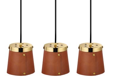 Suspensions - Wrap Pendant Light - SIMON HASAN