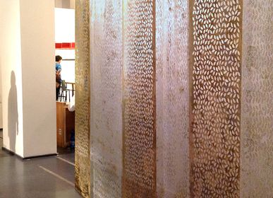 Unique pieces - Wood Lace - A+Z DESIGN® BY GENEVIÈVE LEVIVIER