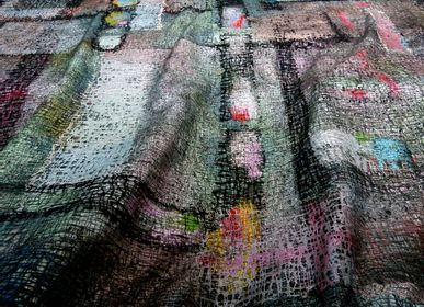 Tapestries - Glacis Tapestries - A+Z DESIGN® BY GENEVIÈVE LEVIVIER
