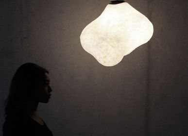 Floor lamps - Cloud of silk  - SERICYNE