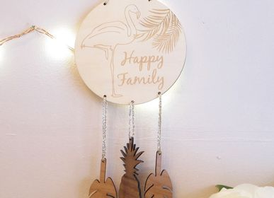 Wall decoration - Dreamcatcher wood - ANESIDORA