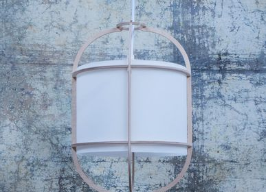 Outdoor hanging lights - « CURIOSITÉ » HANGING - ASSEMBLAGE M