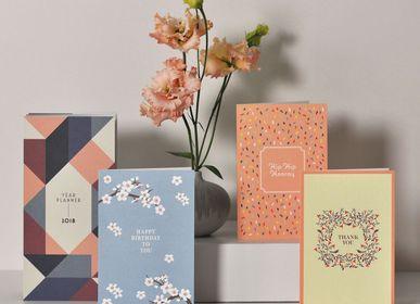 Papeterie - Cartes de voeux - HAFERKORN & SAUERBREY