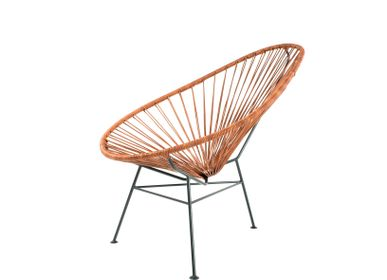 Lounge chairs - Acapulco Leather Chair  - ACAPULCO DESIGN