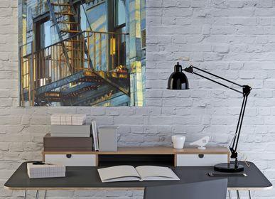 Décoration murale - PRESENTATION ARTISTE PIERRE RIOLLET - EYEFOOD FACTORY