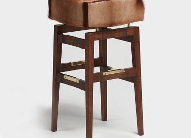 Stools - York Bar Stool - MAPSWONDERS
