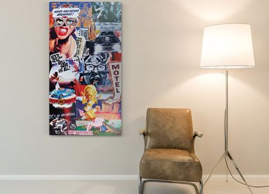 Décoration murale - PRESENTATION ARTISTE LEM'S - EYEFOOD FACTORY