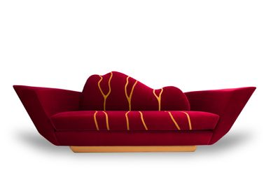 Sofas for hospitalities & contracts - Kintsukuroi sofa - ALMA DE LUCE