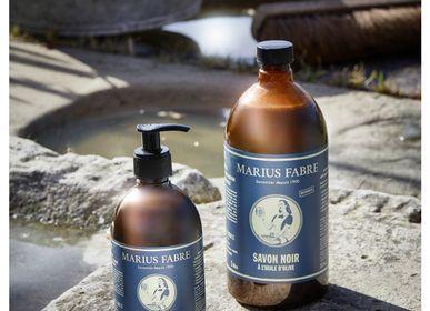 Savons - Savon noir à l'huile d'olive - SAVONNERIE MARIUS FABRE