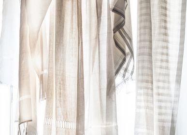 Curtains and window coverings - Curtains - KHADI AND CO.