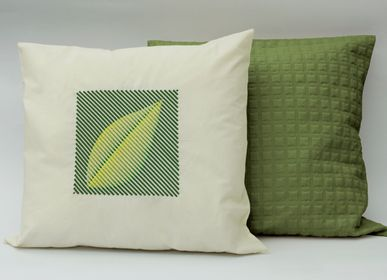 Cushions - Organic Cotton Pillowcases - DE PORTUGAL NATURALMENTE