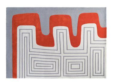 Design - Meander rug - DARE TO RUG