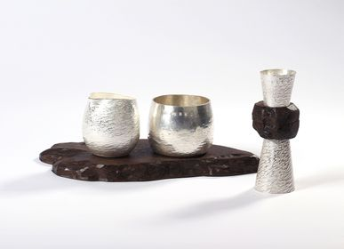 Bol - Sterling Silver Whisky Set - MEGAN FALCONER SILVERSMITH