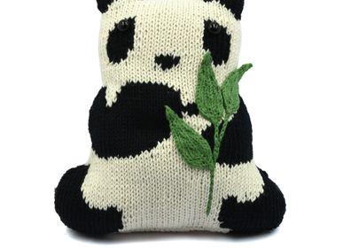 Peluches - Le doudou Panda - LA DROGUERIE IDÉES DE SAISON
