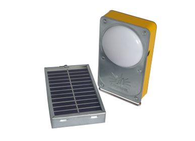 Wireless lamp - SOLAR LAMP LAGAZEL - CJ FRANCE