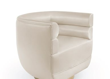 Lounge chairs for hospitalities & contracts - Loren | Armchair - ESSENTIAL HOME