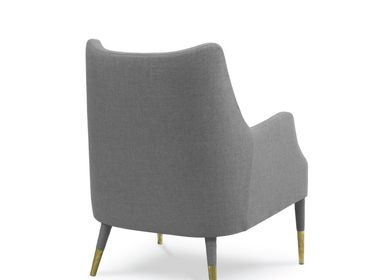 Armchairs - Carver | Armchair - ESSENTIAL HOME