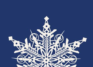 Objets de décoration - Lasercut flocon de neige - ARTOZ PAPIER