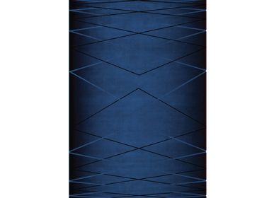 Tapis contemporains - Hitchcock | Tapis Chevron - ESSENTIAL HOME