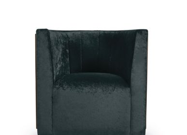 Loungechairs for hospitalities & contracts - Grace | Armchair - ESSENTIAL HOME