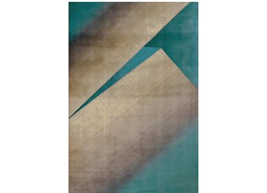 Contemporary - Spielberg Ombre Rug - ESSENTIAL HOME