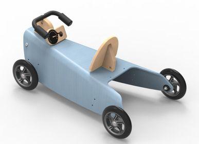 Toys - Porteur auto - CHOU DU VOLANT