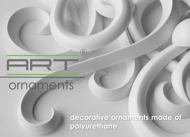 Other wall decoration - ART Polyurethane decorative ornaments - ELITE DECOR INDUSTRY