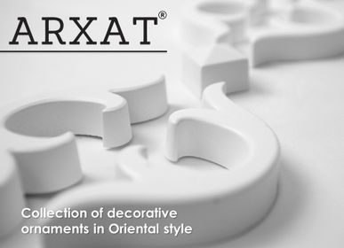 Other wall decoration - ARXAT Polyurethane decorative ornaments in Oriental style - ELITE DECOR INDUSTRY