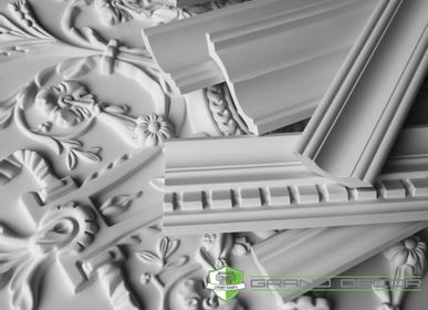 Wall decoration - Grand Decor PU mouldings - ELITE DECOR INDUSTRY