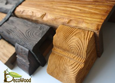 Other wall decoration - DecoWood PU decorative beams - ELITE DECOR INDUSTRY