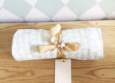 kids linen - Baby fitted sheet - MARMIESSE