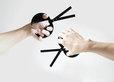 """Couverts de service - """"MATHEMATICS"""" scissors - YEN OBJECT"""