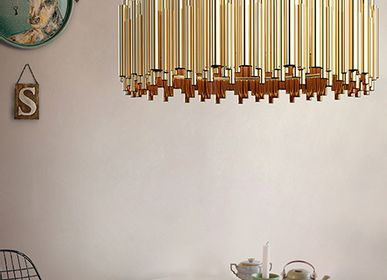 Hanging lights - Brubeck Round | Suspension - DELIGHTFULL